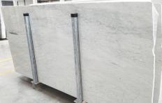 Suministro planchas pulidas 2 cm en mármol natural CARRARA 1548M. Detalle imagen fotografías