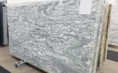 Suministro planchas pulidas 2 cm en mármol natural CIPOLLINO APUANO #1171. Detalle imagen fotografías
