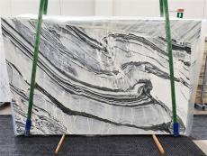 Suministro planchas pulidas 2 cm en mármol natural CIPOLLINO NERO 1379. Detalle imagen fotografías