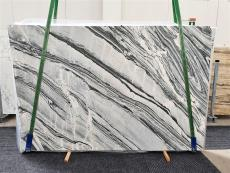 Suministro planchas pulidas 3 cm en mármol natural CIPOLLINO NERO 1379. Detalle imagen fotografías