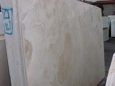 Suministro planchas pulidas 0.8 cm en travertino natural CORAL BEACH E_US231. Detalle imagen fotografías