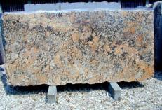 Suministro planchas pulidas 0.8 cm en granito natural CORAL REEF CV_CORE25. Detalle imagen fotografías