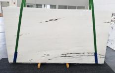 Suministro planchas pulidas 2 cm en Dolomita natural Covelano Unito 1277. Detalle imagen fotografías