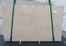 Suministro planchas pulidas 2 cm en mármol natural CREMA MARFIL 1268. Detalle imagen fotografías