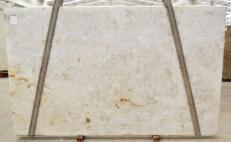 Suministro planchas pulidas 2 cm en cuarcita natural DIAMOND CRISTALLO BQ02283. Detalle imagen fotografías