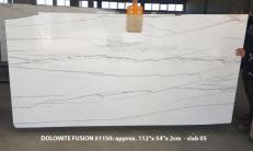 Suministro planchas pulidas 2 cm en Dolomita natural DOLOMITE FUSION 1150. Detalle imagen fotografías