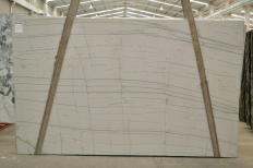 Suministro planchas pulidas 3 cm en cuarcita natural EXOTIC WHITE 2478. Detalle imagen fotografías
