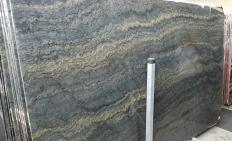 Suministro planchas pulidas 2 cm en granito natural EXPLOSION BLUE A0421. Detalle imagen fotografías