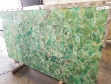 Suministro planchas pulidas 0.8 cm en piedra semi preciosa natural FLOURITE FLT. Detalle imagen fotografías