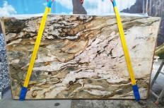 Suministro planchas pulidas 2 cm en cuarcita natural FUSION MISTIC U0113. Detalle imagen fotografías