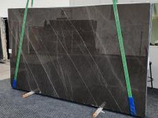 Suministro planchas pulidas 3 cm en mármol natural GRAFFITE 1324. Detalle imagen fotografías