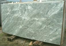 Suministro planchas pulidas 0.8 cm en mármol natural GREEN ANTIGUA E_S329. Detalle imagen fotografías