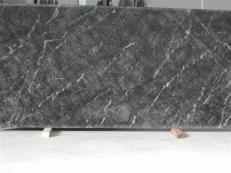 Suministro planchas pulidas 0.8 cm en mármol natural GRIGIO CARNICO SRC3412. Detalle imagen fotografías