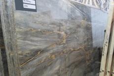 Suministro planchas pulidas 0.8 cm en mármol natural Grigio Siena U0110. Detalle imagen fotografías