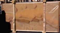 Suministro planchas pulidas 0.8 cm en ónix natural HONEY ONYX 14361_L6. Detalle imagen fotografías