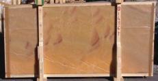 Suministro planchas pulidas 2 cm en ónix natural HONEY ONYX 14361_L5. Detalle imagen fotografías