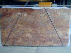 Suministro planchas pulidas 2 cm en granito natural JUPARANA FLORENCE BORDEAUX CV1JPFL25. Detalle imagen fotografías
