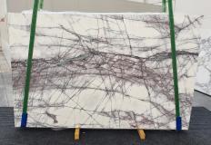 Suministro planchas pulidas 2 cm en mármol natural LILAC 1260. Detalle imagen fotografías