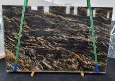 Suministro planchas pulidas 3 cm en granito natural MAGMA 1391. Detalle imagen fotografías