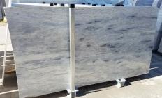 Suministro planchas pulidas 2 cm en mármol natural Manhattan Grey Z0586. Detalle imagen fotografías