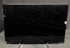 Suministro planchas pulidas 2 cm en mármol natural NERO MARQUINA 1758M. Detalle imagen fotografías