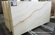 Suministro planchas pulidas 0.8 cm en ónix natural ONICE IVORY UL0034. Detalle imagen fotografías