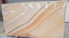 Suministro planchas pulidas 2 cm en ónix natural ONYX ARCOBALENO Rapsody. Detalle imagen fotografías