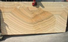Suministro planchas pulidas 0.8 cm en ónix natural ONYX ARCOBALENO E_H463. Detalle imagen fotografías