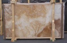 Suministro planchas pulidas 0.8 cm en ónix natural ONYX CAPPUCCINO E_15223. Detalle imagen fotografías