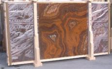Suministro planchas pulidas 2 cm en ónix natural ONYX RED E-14533. Detalle imagen fotografías
