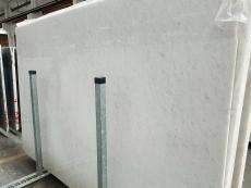 Suministro planchas pulidas 3 cm en mármol natural OPAL WHITE 7330M. Detalle imagen fotografías