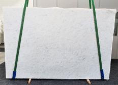 Suministro planchas pulidas 3 cm en mármol natural OPAL WHITE 1382. Detalle imagen fotografías