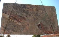 Suministro planchas pulidas 0.8 cm en mármol natural OPERA FANTASTICO. Detalle imagen fotografías