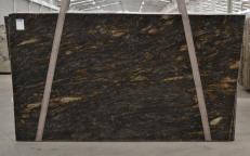 Suministro planchas pulidas 2 cm en granito natural ORION BQ02089. Detalle imagen fotografías
