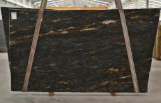 Suministro planchas pulidas 3 cm en granito natural ORION BQ02296. Detalle imagen fotografías