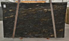 Suministro planchas pulidas 1.2 cm en granito natural ORION BQO2296. Detalle imagen fotografías