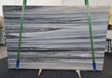 Suministro planchas pulidas 2 cm en Dolomita natural PALISSANDRO BLUE BRONZO VENATO 1298. Detalle imagen fotografías