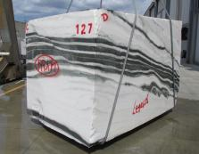 Suministro bloques ásperos 90 cm en mármol natural PANDA 1771M. Detalle imagen fotografías
