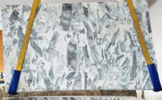 Suministro planchas pulidas 2 cm en mármol natural PANDA AA T0149. Detalle imagen fotografías
