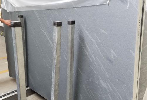 Suministro planchas mates 3 cm en caliza natural PIETRA DI CARDOSO 1343M. Detalle imagen fotografías