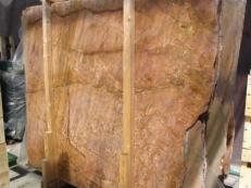 Suministro planchas pulidas 2 cm en mármol natural ROSSO DAMASCO SRC25110. Detalle imagen fotografías