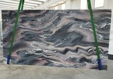 Suministro planchas pulidas 2 cm en mármol natural ROSSO LUANA 1208. Detalle imagen fotografías