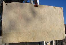 Suministro planchas pulidas 2 cm en mármol natural SAHARA GOLD E-41104. Detalle imagen fotografías