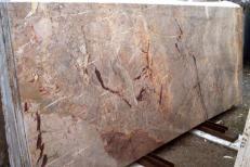 Suministro planchas pulidas 0.8 cm en mármol natural SARRANCOLIN IM002027. Detalle imagen fotografías