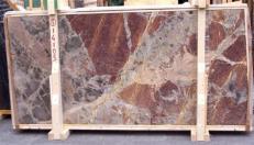 Suministro planchas pulidas 2 cm en mármol natural SARRANCOLIN E-14105. Detalle imagen fotografías