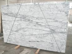Suministro planchas pulidas 2 cm en mármol natural STATUARIETTO SR_7796. Detalle imagen fotografías