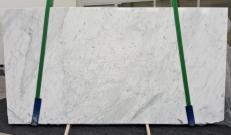 Suministro planchas pulidas 0.8 cm en mármol natural STATUARIETTO GL 980. Detalle imagen fotografías