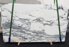 Suministro planchas pulidas 2 cm en mármol natural STATUARIO CORCHIA 14191. Detalle imagen fotografías
