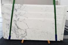 Suministro planchas mates 0.8 cm en mármol natural STATUARIO EXTRA 1288. Detalle imagen fotografías