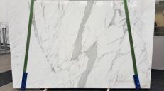 Suministro planchas pulidas 2 cm en mármol natural STATUARIO VENATO GL 959. Detalle imagen fotografías